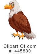 Bald Eagle Clipart #1445830 by Graphics RF