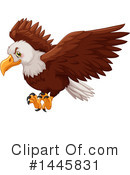 Bald Eagle Clipart #1445831 by Graphics RF