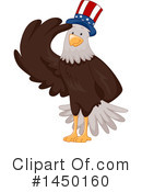 Royalty-Free (RF) Bald Eagle Clipart Illustration #1450160