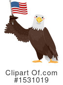Bald Eagle Clipart #1531019 by BNP Design Studio