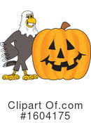 Bald Eagle Clipart #1604175 by Toons4Biz
