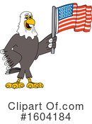 Bald Eagle Clipart #1604184 by Toons4Biz