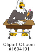 Bald Eagle Clipart #1604191 by Toons4Biz