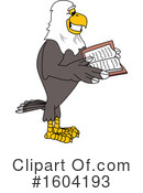 Bald Eagle Clipart #1604193 by Toons4Biz