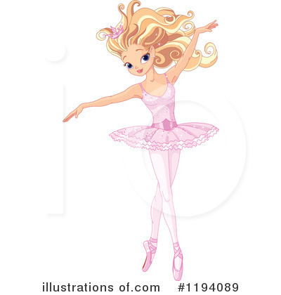 Ballet Clipart #1194089 by Pushkin