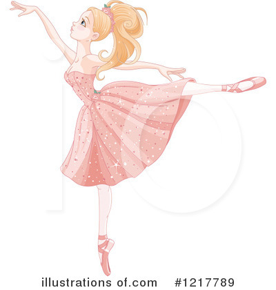 Ballet Clipart #1217789 by Pushkin