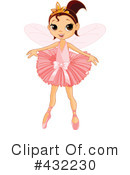 Ballerina Clipart #432230 by Pushkin