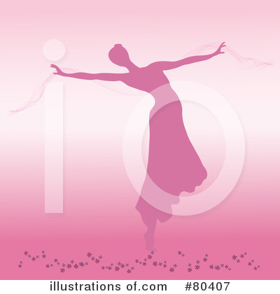 Dancer Clipart #80407 by Pams Clipart