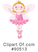 Ballerina Clipart #90513 by Pushkin