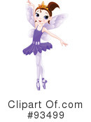 Ballerina Clipart #93499 by Pushkin