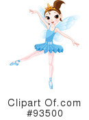 Ballerina Clipart #93500 by Pushkin