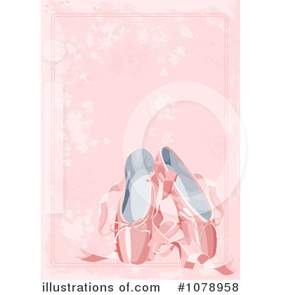 Royalty-Free (RF) Ballet Clipart Illustration by Pushkin - Stock Sample #1078958