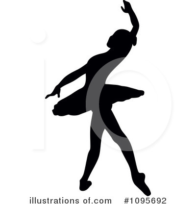Dancing Clipart #1095692 by Frisko
