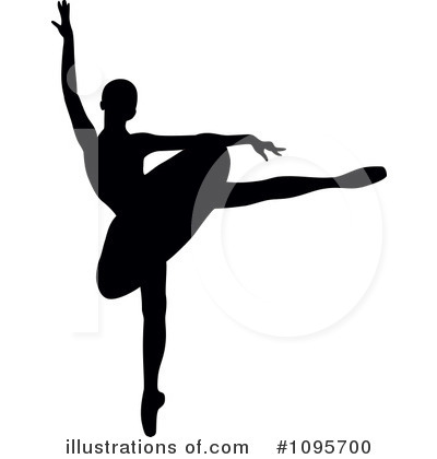Dancing Clipart #1095700 by Frisko