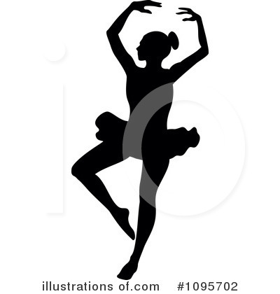 Dancing Clipart #1095702 by Frisko