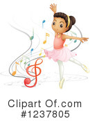 Ballet Clipart #1237805 by Graphics RF