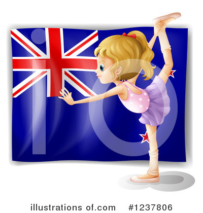 Ballerina Clipart #1237806 by Graphics RF