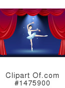 Ballet Clipart #1475900 by Graphics RF