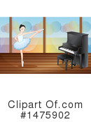 Ballet Clipart #1475902 by Graphics RF