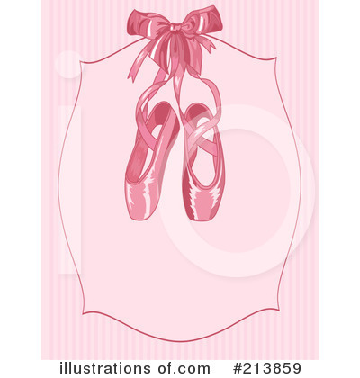 Ballet Slippers Clipart #213859 by Pushkin