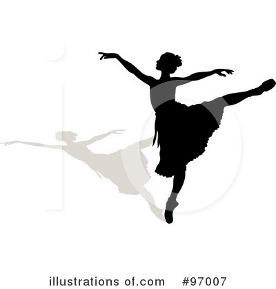 Ballet Clipart #97007 by Pams Clipart