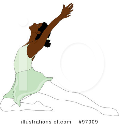 Ballet Clipart #97009 by Pams Clipart