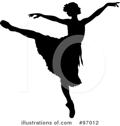 Ballet Clipart #97012 by Pams Clipart