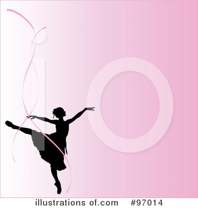 Dancer Clipart #97014 by Pams Clipart