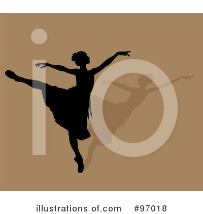 Ballet Clipart #97018 by Pams Clipart