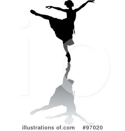Ballet Clipart #97020 by Pams Clipart