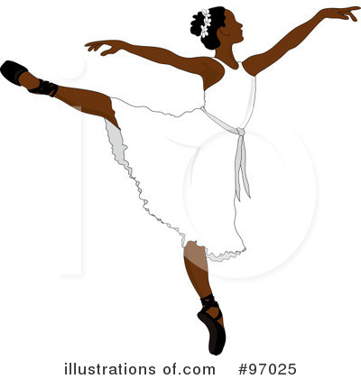 Dancer Clipart #97025 by Pams Clipart