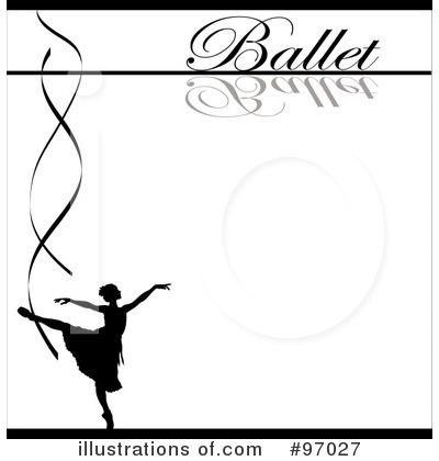 Dancer Clipart #97027 by Pams Clipart
