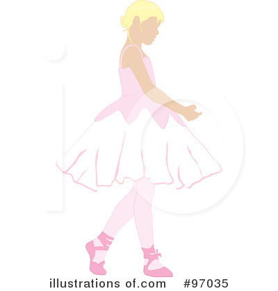 Dancer Clipart #97035 by Pams Clipart