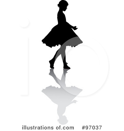 Dancer Clipart #97037 by Pams Clipart