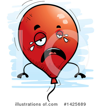 Balloon Clipart #1425689 by Cory Thoman