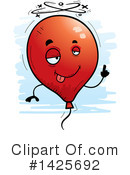 Royalty-Free (RF) Balloon Clipart Illustration #1425692