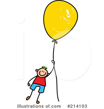 Royalty-Free (RF) Balloon Clipart Illustration by Prawny - Stock Sample #214103