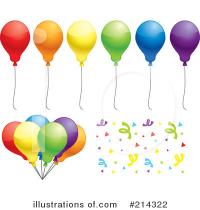 Party Clipart #214322 by Cory Thoman
