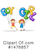 Balloons Clipart #1476857 by Graphics RF