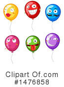 Balloons Clipart #1476858 by Graphics RF