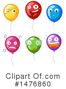 Balloons Clipart #1476860 by Graphics RF