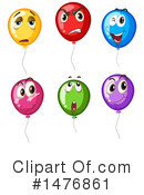 Balloons Clipart #1476861 by Graphics RF