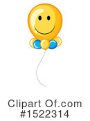 Balloons Clipart #1522314 by Graphics RF