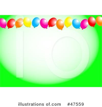 clip art balloons. Balloons Clipart #47559 by