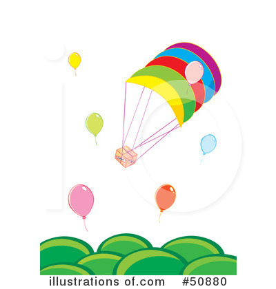 Balloon Clipart #50880 by Cherie Reve
