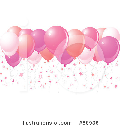 Birthday Party Clipart #86936 by Pushkin