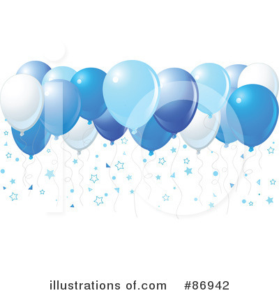 Birthday Party Clipart #86942 by Pushkin