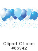 Balloons Clipart #86942 by Pushkin
