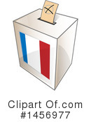 Ballot Box Clipart #1456977 by Domenico Condello