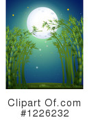 Royalty-Free (RF) Bamboo Clipart Illustration #1226232